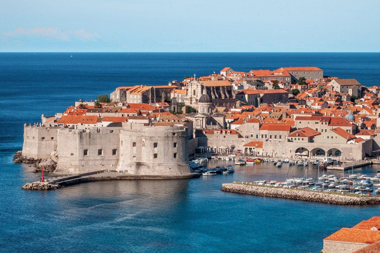 Chorwacja - Wybrzeże Adriatyckie
